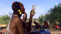 Drague très difficile pour les Wodabees au Niger