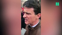 """Pregunta a Manuel Valls: """"¿Se siente cómodo al lado de Abascal y Vox?"""""""