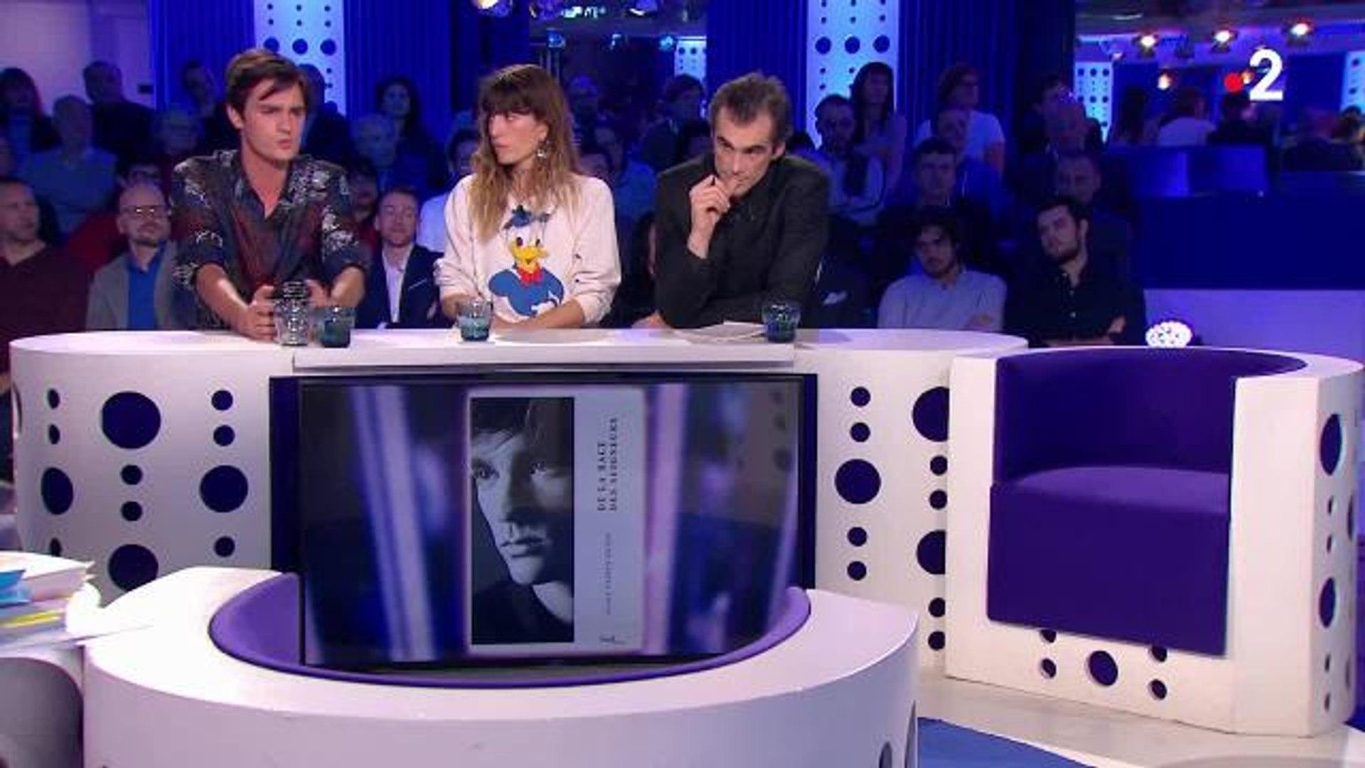 VIDEO. Les questions de Laurent Ruquier n'ont pas du tout plu à Alain-Fabien Delon dans