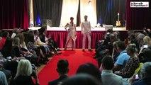 VIDEO. Un petit air de Fashion week à Montrichard au profit du Secours populaire