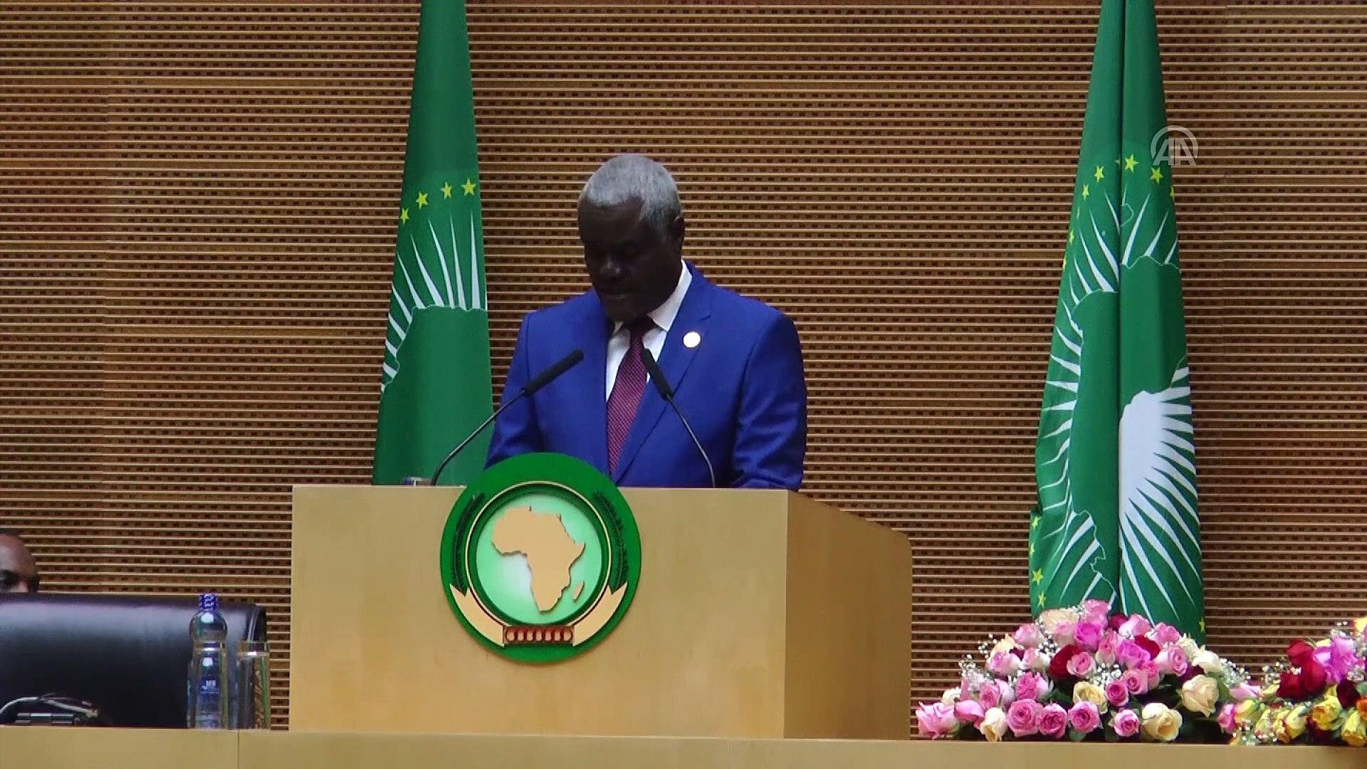 Afrika Birliğinden Libya için uluslararası konferans çağrısı - ADDİS ABABA