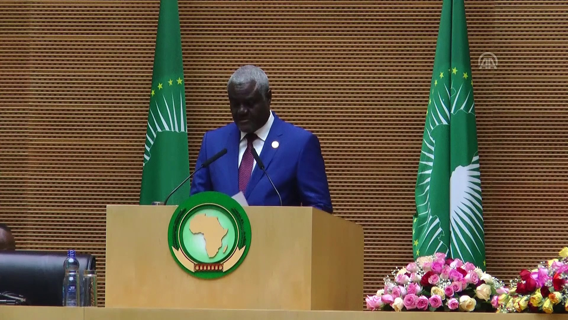Afrika Birliği Dönem Başkanlığı Mısır'a geçti - ADDİS ABABA