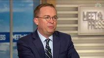 Mick Mulvaney Says Another Government Shutdown Cannot Be 'Ruled Out'