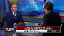 Chris Wallace Gets Mick Mulvaney To Admit Trump Immigration 'Hypocrisy' Is A 'Fair Question'