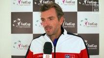 Fed Cup Belgique France : les déclarations après la victoire