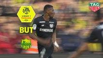 But Kalifa COULIBALY (15ème) / FC Nantes - Nîmes Olympique - (2-4) - (FCN-NIMES) / 2018-19