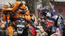 'Transformers' And 'Mazinger Z' To Unite In Crossover Series