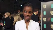 BAFTAs 2019: Letitia Wright: Hard work pays off