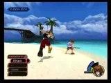 Kingdom Hearts - Tidus Battle