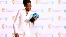 Letitia Wright Receives Rising Star Award