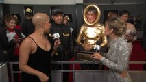 GRAMMY Nominee Aterciopelados Rock The Red Carpet Outfit Everyone Will Be Talking About