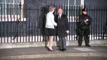 Theresa May welcomes Maltese PM to Downing Street