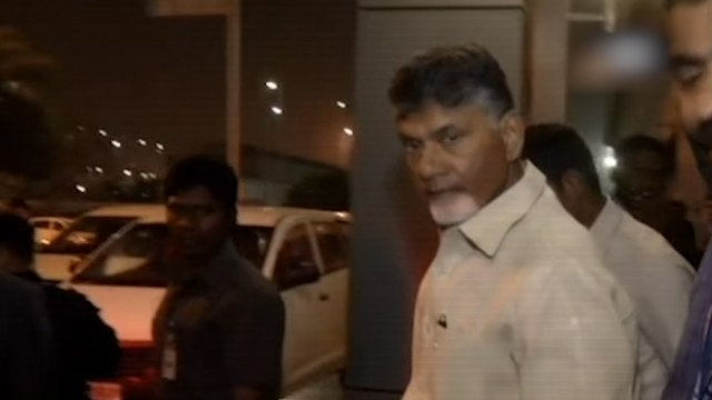 Chandrababu Naidu to sit on one-day fast in New Delhi over special status for AP