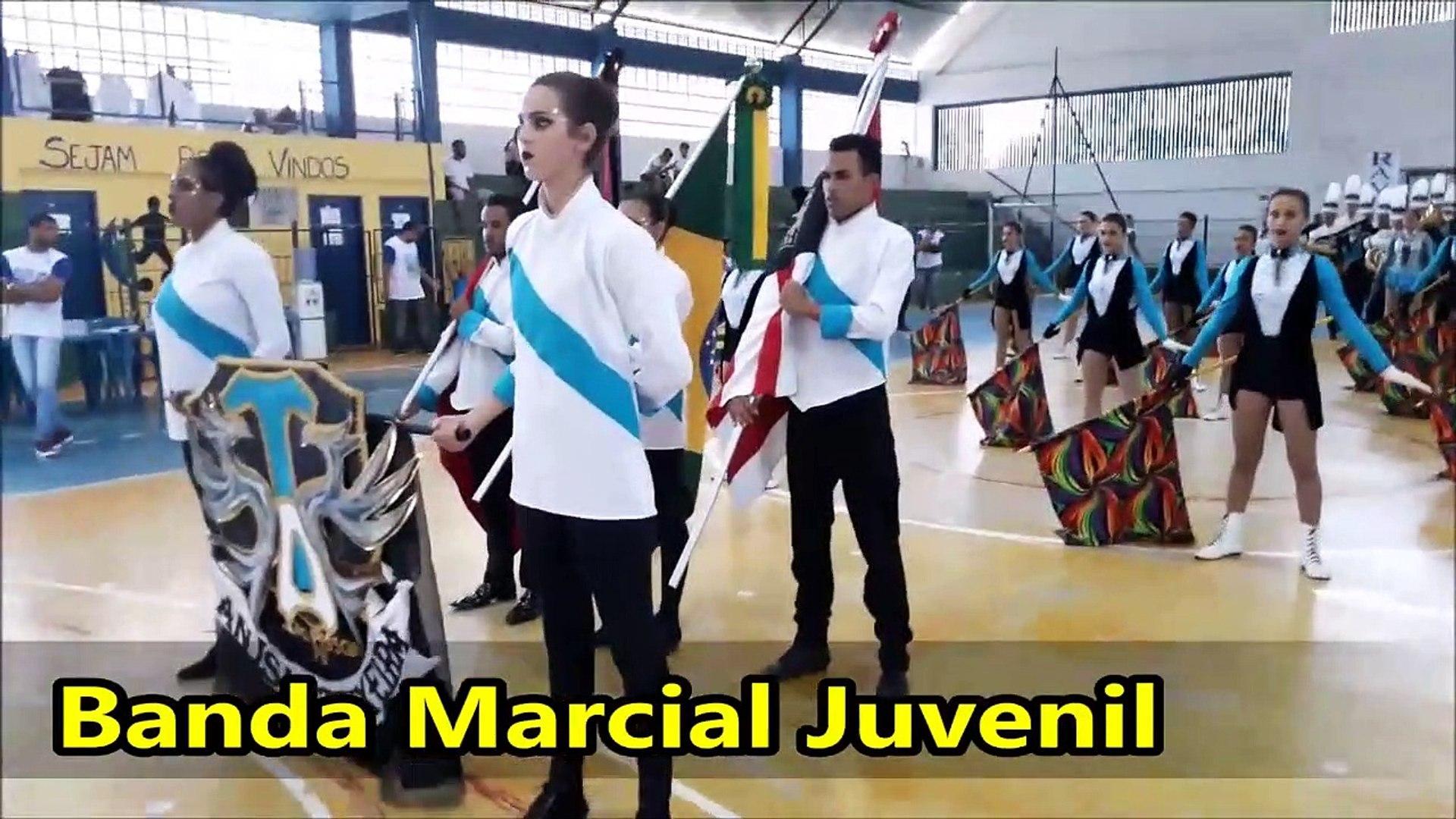 BANDA MARCIAL ANÍSIO TEIXEIRA 2018 - VI COPA NACIONAL DE CAMPEÃS DE BANDAS E FANFARRAS