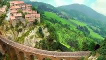 Comme des vacances en France: Le merveilleux réseau H0 «Saint Tourbière» de Wim Wijnhoud - Une vidéo de Pilentum Télévision sur le modélisme ferroviaire avec des trains miniatures