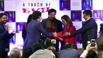 UNCUT - Dhruv Somani's A Touch Of Evil Book Launch  Shatrughan Sinha. Poonam Sinha