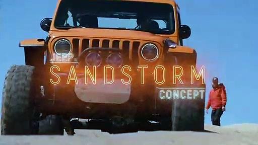 Sandstorm  2018 Easter Jeep® Safari Jeep