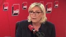 """Marine Le Pen : """"Ce grand débat est un faux débat : Emmanuel Macron ne débat pas avec des Français mais avec des élus"""""""