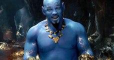 Aladdin (2019) - Will Smith en génie bleu - SPOT TV Disney