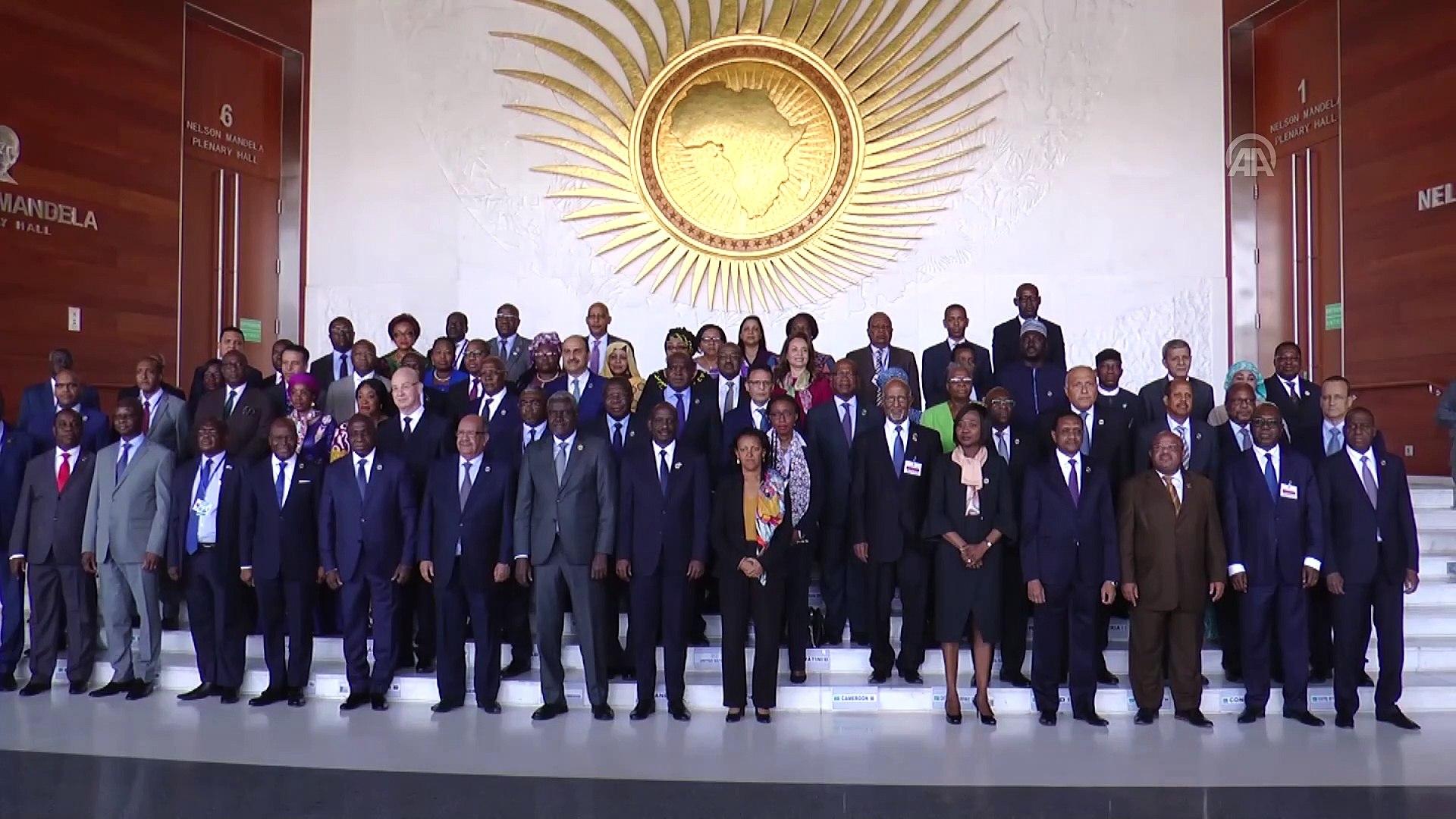 32. Afrika Birliği Liderler Zirvesi - ADDİS ABABA