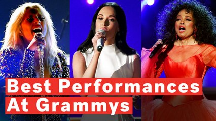 Grammys 2019 Lights Up With Fiery Female Performances