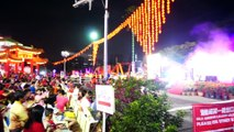 chinese new year celebration at Thean Hou temple Malaysia