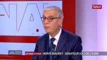 Violences contre les parlementaires : Des « actes antipolitiques » s'indigne Hervé Maurey