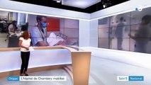 Savoie : la grippe sature l'hôpital de Chambéry