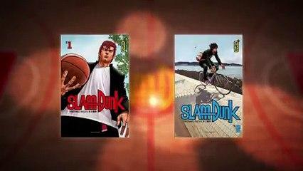 Slam Dunk - Trailer Manga