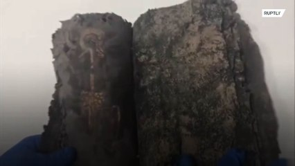 1,200-year Bible seized in Turkey's Diyarbakir