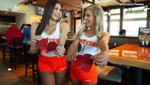 Get Free Wings at Hooters When You Destroy a Picture of Your Ex