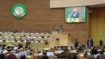 FIFA Başkanı Gianni Infantino: 'Afrika, futbolla birçok problemin üstesinden gelebilir' - ADDİS ABABA