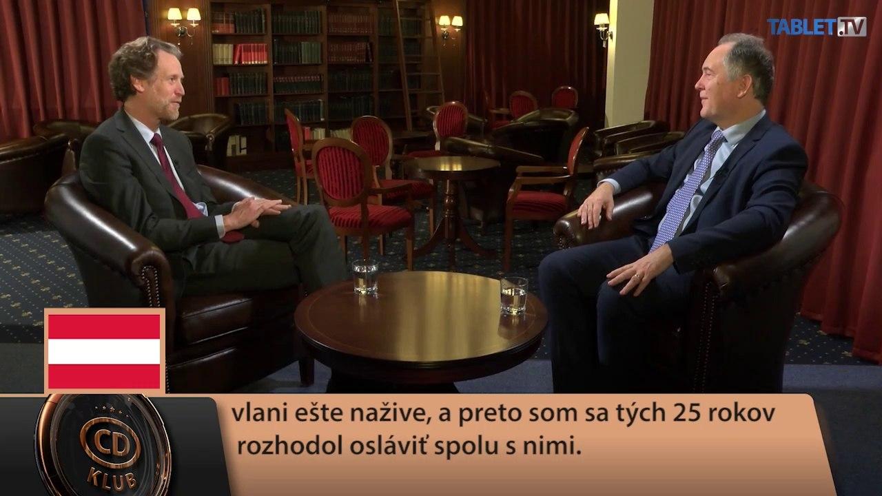 CARL: Najťažšie bolo vzbudiť záujem Rakúšanov o život na Slovensku