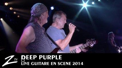Deep Purple - Black Night - Guitare en Scène 2014 - LIVE HD