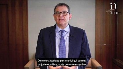 Interview de Jean-Philippe HUBSCH, Grand Maître du Grand Orient de France
