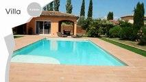 A vendre - Maison/villa - Puget Sur Argens (83480) - 4 pièces - 170m²