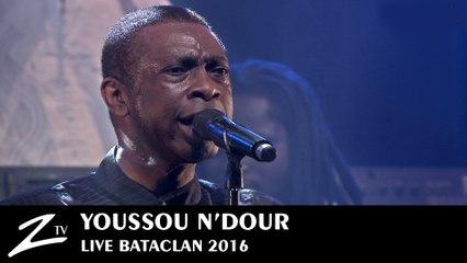 Youssou N'Dour - Senegal Rekk - Bataclan 2016 - LIVE HD
