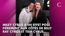 PHOTOS. Grammy Awards : les chaussures totalement mégalos de Miley Cyrus