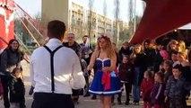"""Revivez """"La fin demain"""", le spectacle de cirque du week-end à Martigues"""