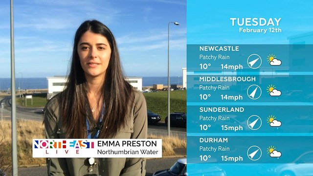 WEATHER: February 12th 2019