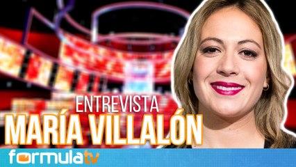 """Entrevista a María Villalón, ganadora de 'Tu cara me suena 7': """"No quiero ir a Eurovisión"""""""