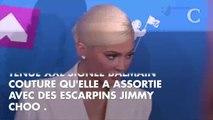 PHOTOS. Bisous, câlins... Kylie Jenner et Travis Scott très amoureux aux Grammy Awards