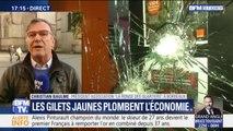 """Le président de """"La ronde des quartiers"""" à Bordeaux: """"Les gilets jaunes quand ils sortent manifester sont complices des casseurs parce que ça finit toujours par de la casse"""""""