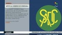teleSUR Noticias: Maduro pide a venezolanos defender al país