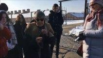 """Ginette Kolinka rescapée d'Auschwitz : """"Cette fumée, c'était l'usine de la mort"""""""