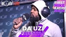 DA UZI : Freestyle (Live @Mouv' Studios)
