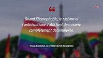 Kylian Mbappé visé par un tag raciste, antisémite et homophobe