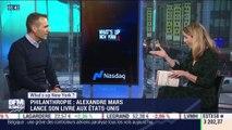 What's Up New York: Philantropie, Alexandre Mars lance son livre aux Etats-Unis - 13/02
