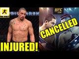 BREAKING NEWS:Robert Whittaker OUT of UFC 234 Main Event with Kelvin Gastelum