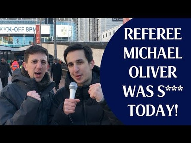 """Tottenham 3 Leicester 1   """"Referee Michael Oliver Was Shocking Today""""   Match Review"""